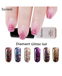 Diamond glitter unha gel polonês base top unhas gel