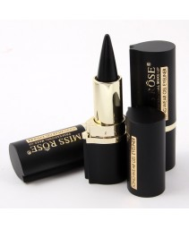 Waterproof preto delineador gel profissional natural make up